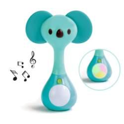 Sonajero,Koala,Con,Luz,Y,Sonido