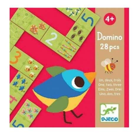 Domino Uno, Dos, Tres Djeco