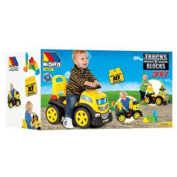 Correpasillo Camion Con 10 Blocks 89Cn