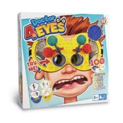 Juego Doctor Eyes¡Supera Los Retos!