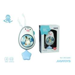Pingüino Musical Infantil 16X23x8cm
