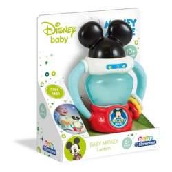 Linterna Interactiva Baby Mickey Con Luces Y Sonidos 16X20x7