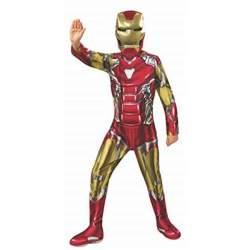 Disfraz Infantil Iron Man Avengers Endgame Classic Talla M (