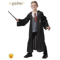 Disfraz Infantil Harry Potter Con Accesorios Talla S (3/4 Añ