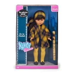 Muñeca Nancy Colección 43 Cm Reedición En La Ciudad