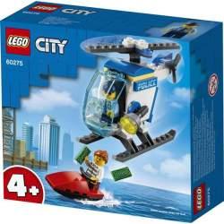 Lego City Police Helicóptero De Policía