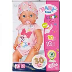 Muñeco Baby Born Interactivo Niña Con Accesorios 43Cm