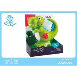 Dinosaurio Infantil Con Sonidos 16Cm