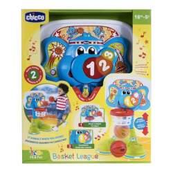 Canasta Basket 123 Con Luces Y Sonidos