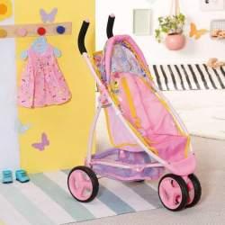 Silla Muñeca Baby Born Jogger 54X37,5X72cm