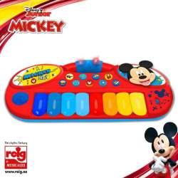 Organo Electronico Mickey Con Luz Y Sonido.