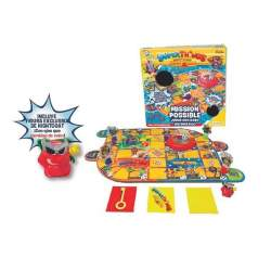 """Superthings Juego De Mesa """"Mission Possible"""""""