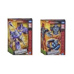 Figura Transformers Generation Wfc Voyager Con Armas Y Acces