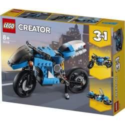 Lego Creator Supermoto