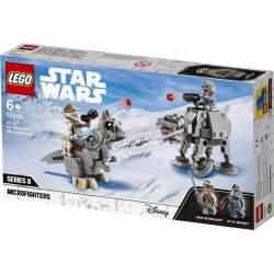 Lego Star Wars Microfighters: At-At Vs. Tauntaun