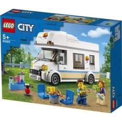 Lego City Great Autocaravana De Vacaciones