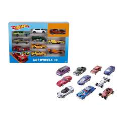 Coche Hot Wheels Pack 10 Uds