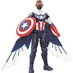 Figura Titan Capitan America