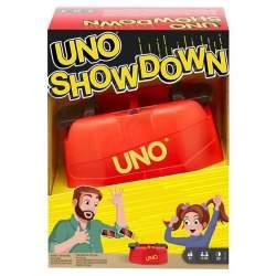Juego Uno Showdown. Quien Sera El Mas Rápido