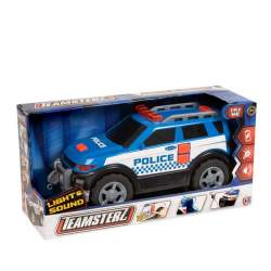 Coche 4 X 4 Policia 42 Cmcon Luz Y Sonidos