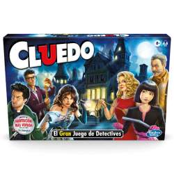 Juego Cluedo The Classic Mystery Game Nueva Am