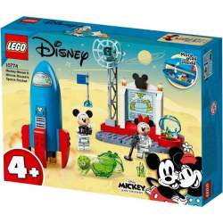 Lego Cohete Espacial De Mickey Mouse Y Minnie Mouse