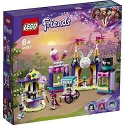 Lego Friends Puestos De Feria