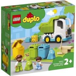 Lego Duplo Camion De Residuos Y Reciclaje