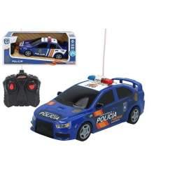 Coche Radio Control Policia