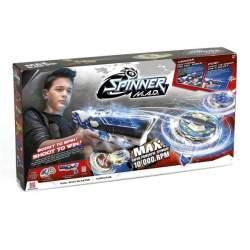 Lanzador Doble Spinner Mad Shot Blaster Hurricane.