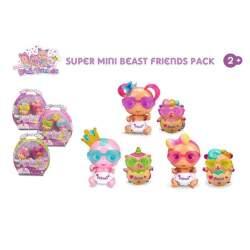 Pack Mini Beast Friends The Bellies, Con Una Mini Bellie, Un