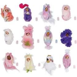 Figura Baby Born Surprise Bebés Serie 4 Envueltas Entre Flor
