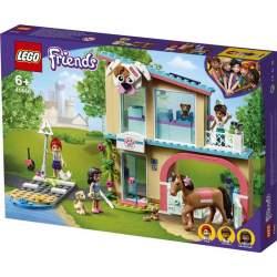 Lego Friends Clínica Veterinaria De Heartlake City