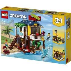 Lego Creator Casa Surfera En La Playa