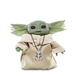 "Star Wars Mandalorian Figura Electronica El Niño ""Baby Yoda"""