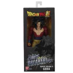 Figura Dragon Ball Serie Limit Breaker Goku Ss4 30 Cm