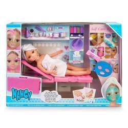Muñeca Nancy Un Día De Spa 43 Cm Un Set Con Varios Tratamien