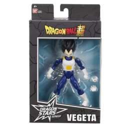 Figura Dragon Ball Serie Dragon Stars Vegeta Versión 2 17 Cm