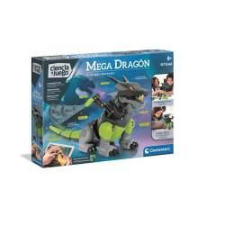 Ciencia Y Juego Mega Dragon ¡Mide Más De 40 Cm Y Tiene Casi