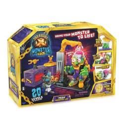 Treasure X Laboratorio Monstruoso Con Luz ¡Encuenta Las Part