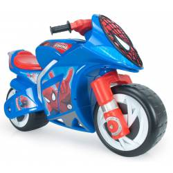 Moto Winner Spiderman Injusa