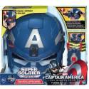 Casco Capitán América Marvel.