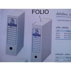 ARCHIVADOR DEFINITIVO FL C/50U