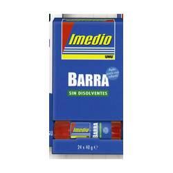 PEGAMENTO BARRA IMEDIO UHU GRANDE 40 G C/12U