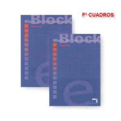 BLOC EVALUACION FOLIO PACSA CUADROS 4*4 18705