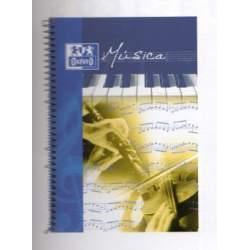 BLOC MUSICA ENRI OXFORD FOLIO 20H 142021