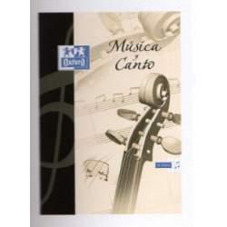 BLOC MUSICA Y CANTO A-4 ENRI OXFORD 288364
