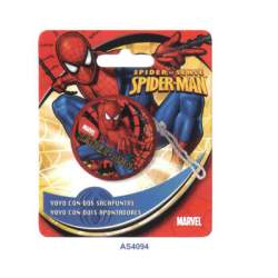 YOYO SACAPUNTAS ANADEL 12 SPIDERMAN AS4094