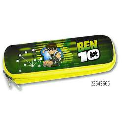 CAJA METAL ENRI 09 BEN-10 OMNITRIX CREMALLERA 22543665