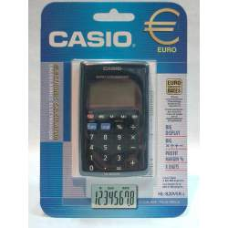 CALCULADORA CASIO HL 820 VER-S 8 DIGITOS